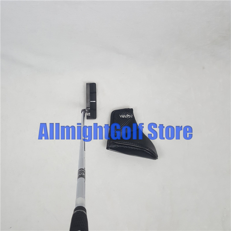 Image 5 - New Honma HP 2001 Golf Putter Club Golf Club R58 Grip High Quality with Headcover Free shipment-in Golf Clubs from Sports & Entertainment