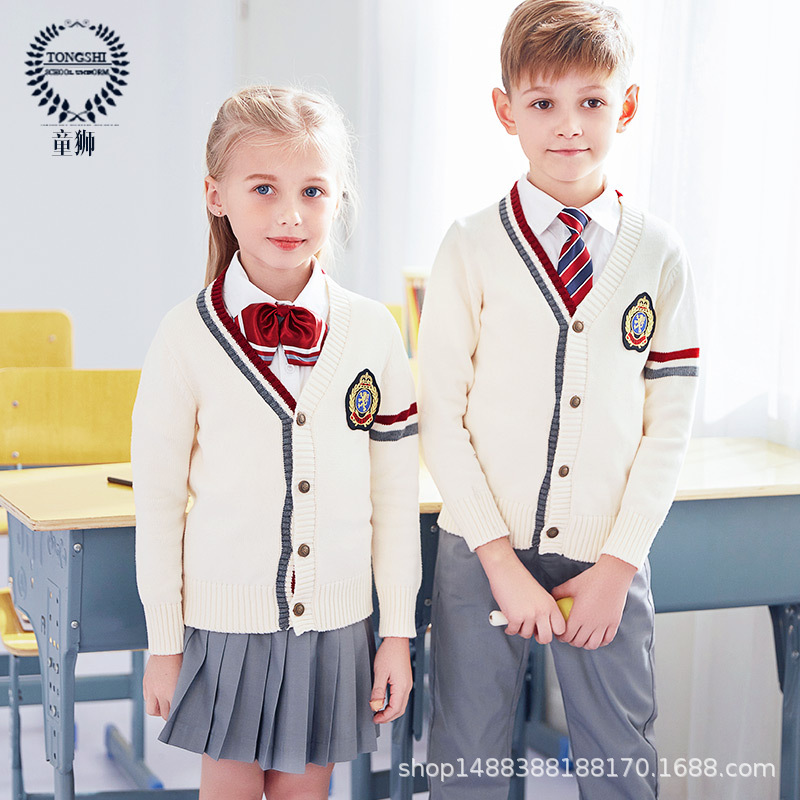 New Students Uniform Boys And S Kindergarten Uniforms British Style Suits Kids Nursery Garden Clothes Chorus Clothing D 0561 In School From