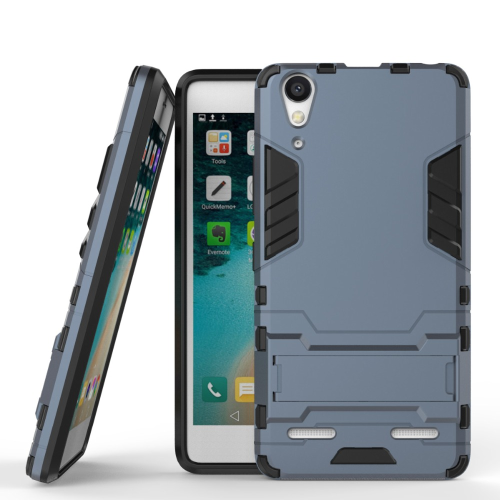 huge discount 8005d 27515 US $4.2 |BYHeYang For Lenovo A 6010 A 6000 Case Robot Armor Slim Hybrid  Rugged Silicon Hard Phone Cover For Lenovo A6000 Plus / A6010-in Fitted  Cases ...