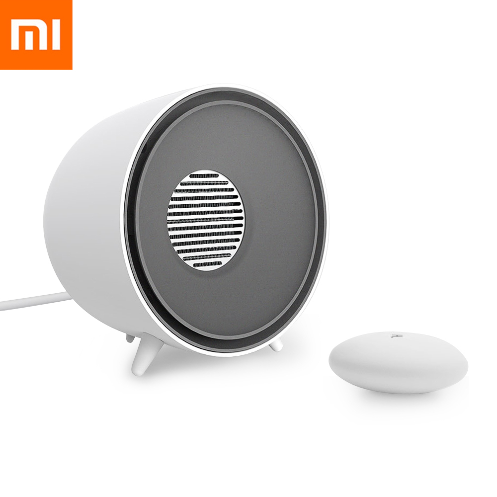 Xiaomi Youpin Happy Life Mini Electric Heater 400w Fast Heating With Hand Warmer Warming for Winter Home Office image
