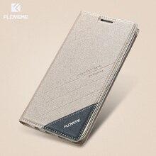 Floveme чехол для Samsung Galaxy S7 край чехол S7 S6 край роскошные кожаные слотов для карт стоять флип чехол для Samsung S7 Galaxy S6 край