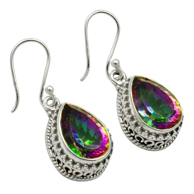 twilight jewelry womens stud hautelook on savvy topaz now shop earrings sale off at mystic cie