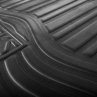 Myfmat пользовательские материалы ствола автомобиль грузовой Вкладыши pad для AUDI A4 A4L A6L A6 A1 A7 A8 A3 SQ5 A5 A1 a8 A8L длительный Модные Прочный