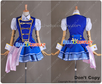 AKB0048 Season 2 Makoto Yokomizo Cosplay Costume Dress H008