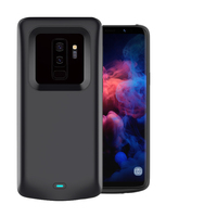 Double use time! High Quality 4700mAh Battery Case Charger Cover For Samsung S9 / S9Plus+