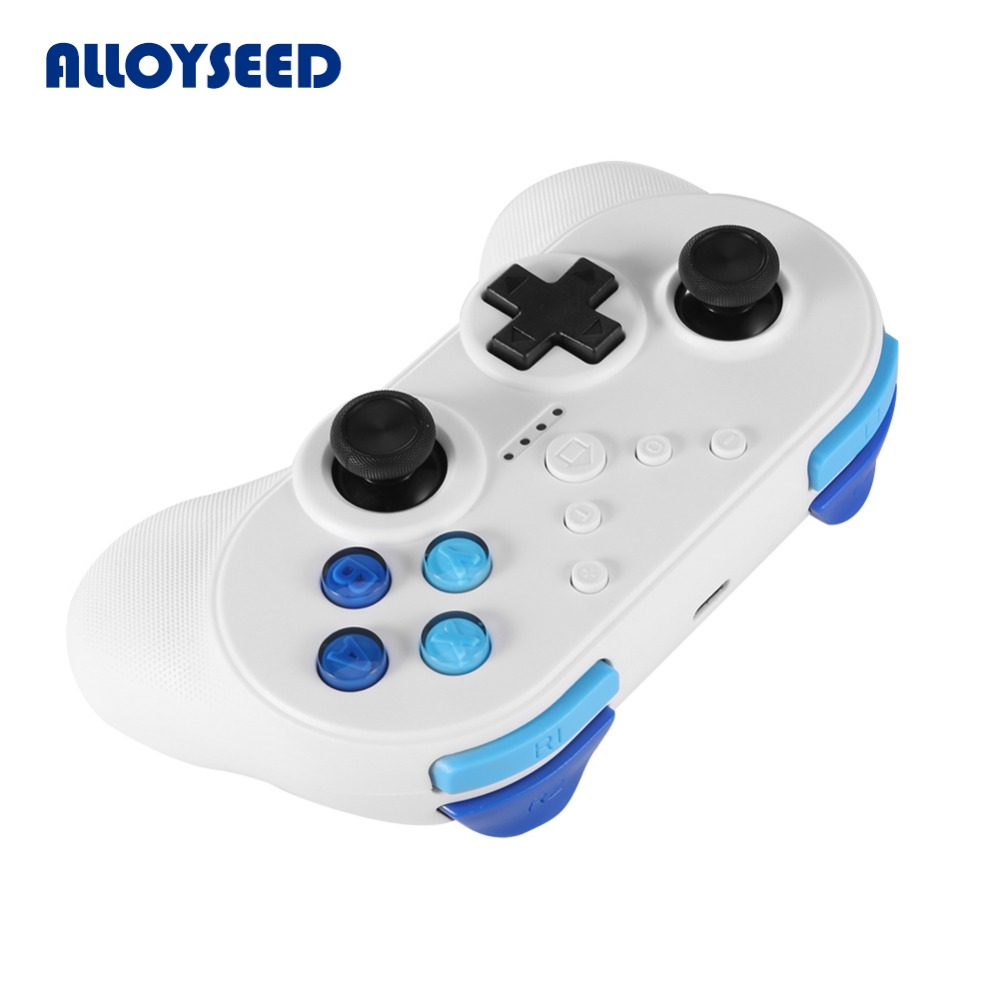Mini Wireless Bluetooth Vibration Gamepad Game Controller for Nintend Switch NS Game Console w/NFC Function High Quality Gamepad