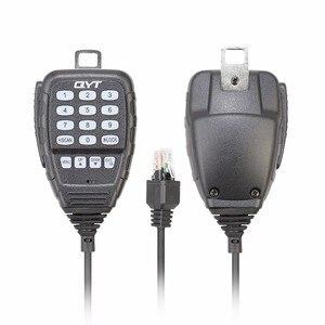 Image 4 - QYT KT 7900D quad band car radio transceiver 136 174MHz & 220 270MHz /350 390MHZ 400 480mhz RX TX 25w powerful mobile radio