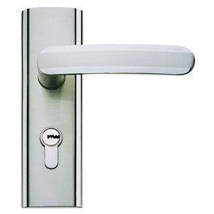 Wholesale- Zinc Alloy Lever Handle door lock Free Shipping
