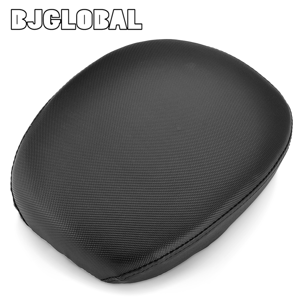 BJGLOBAL Rear Cushion <font><b>Seat</b></font> Passenger Pillion Pad for Harley-Davidson <font><b>Iron</b></font> <font><b>883</b></font> Forty Eight XL1200X 1200 XR1200 Sportster <font><b>883</b></font> image