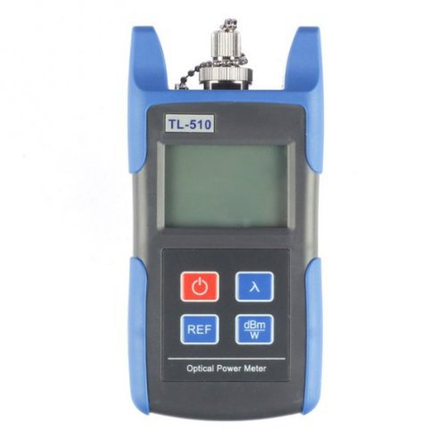 Mini handheld Fiber Power meter TL-510 Best price Fiber optic meter TL510 laser power meter Fiber optic tester -70-10 -50-26dBn