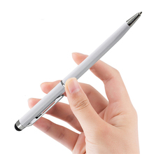 2pcs/lot Universal Capacitive Touch Screen Stylus Pen For Smartphone Ta