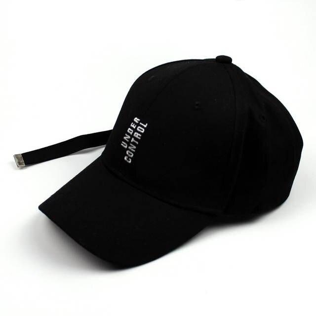 fe1e1043265 placeholder novel Long hatband baseball cap 2017 summer dad hat chance the  rapper bone snapback youth social