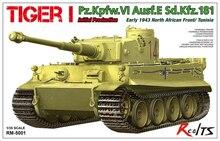 RealTS RMF RM 5001 1 35 TEGER I Pz Kpfw VI Ausf E Sd Kfz 181
