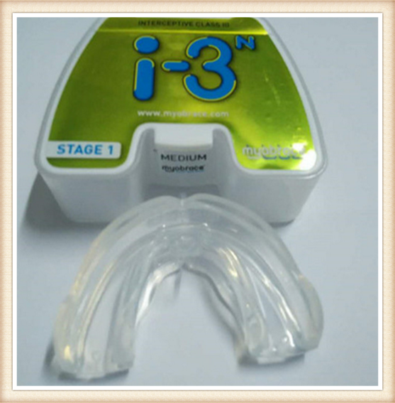 Original MRC I-3N Orthodontic Teeth Trainer/Myobrace Interceptive Class III i-3N stage I fernaz mohd sadiq behlim m n kuttappa and u s krishna nayak maxillary protraction in class iii cases