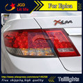 Estilo do carro luzes traseiras LED luzes traseiras para Chevrolet Epica Lâmpada de Cauda traseira tronco tampa da lâmpada drl + sinal + freio + reverso