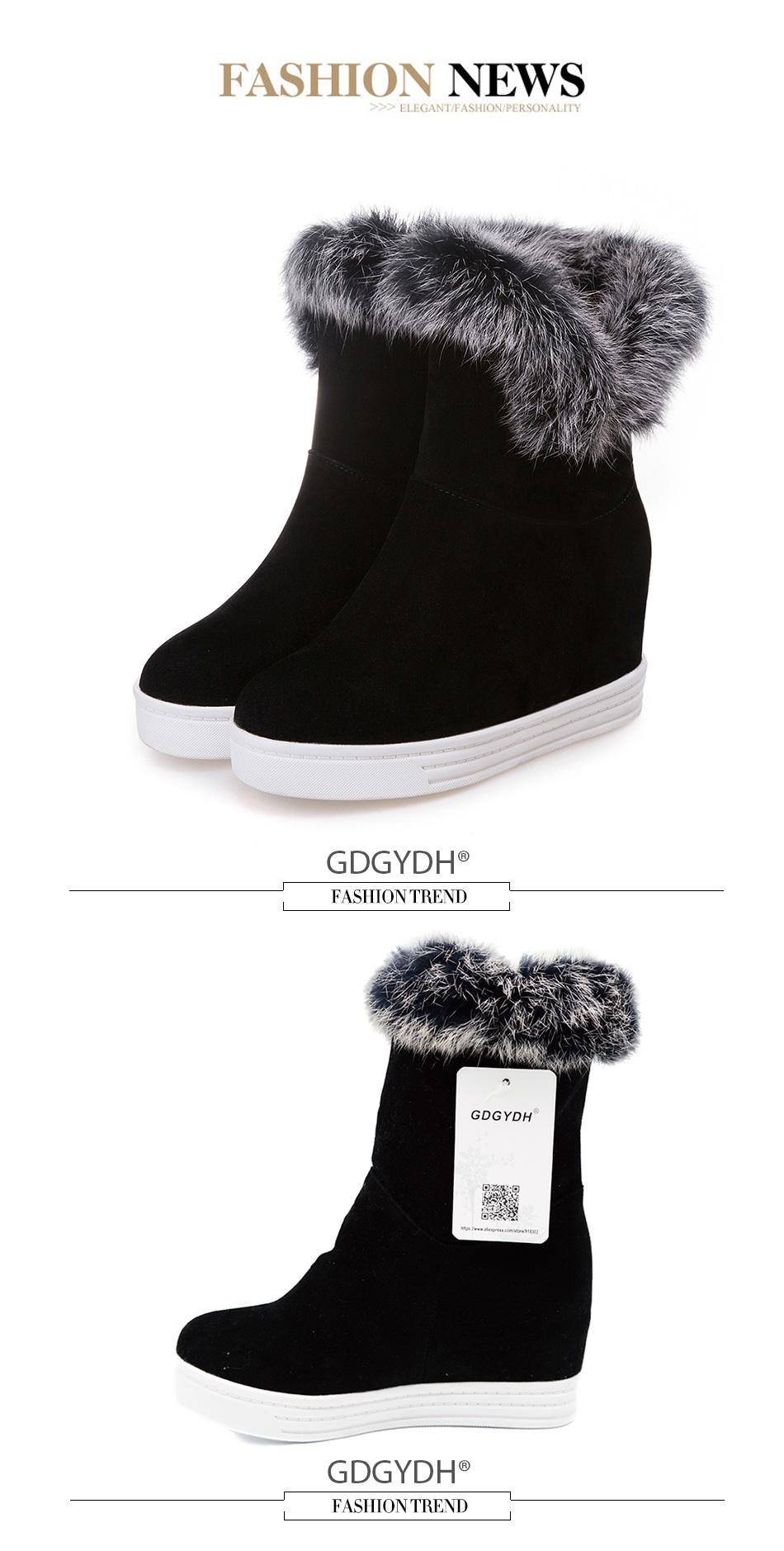 snow boots winter women