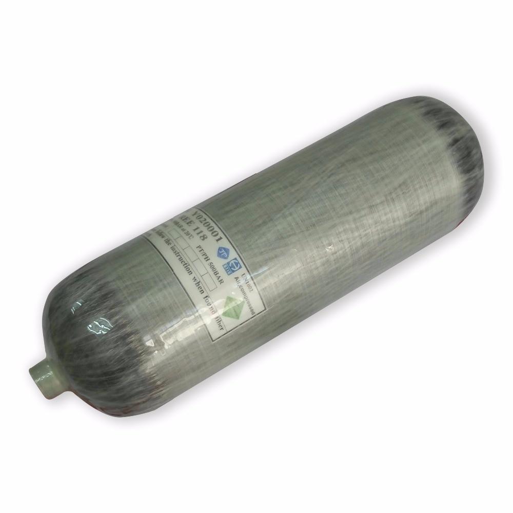 United States only 6.8L DOT certificate HP carbon fiber scuba diving tank