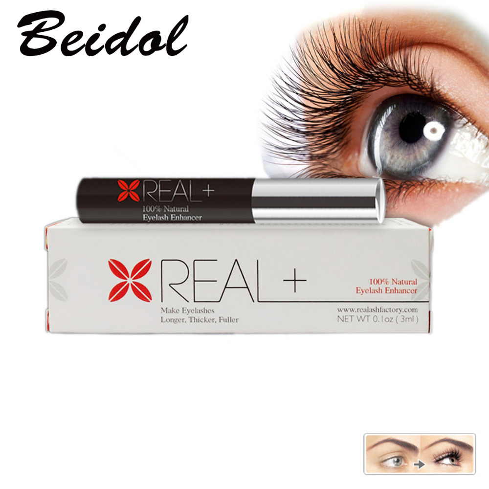 New Real Plus Eyelash Enhancer is for increasing the growth including length thickness and darkness of