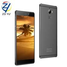 Oukitel U13 Smartphone 4G LTE Android 6.0 Mobile Phone 3G+ 64G MTK6753 Octa Core 5.5 HD Fingerprint ID 16.0MP 3000mAh Cell Phone