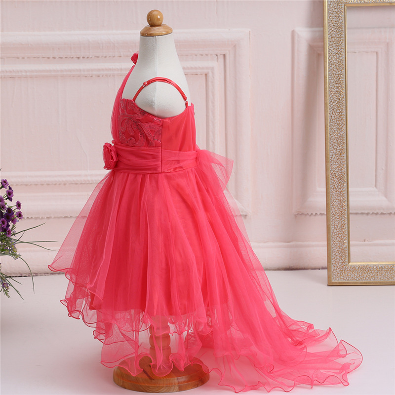 Tail Girls Tutu Dress Baby Bridesmaid Flower Girl Wedding Dress Tulle Ball Gown Kids Frock Evening Party Dresses For 2 4 6 8 Yrs электрический чайник scarlett sc ek14e04