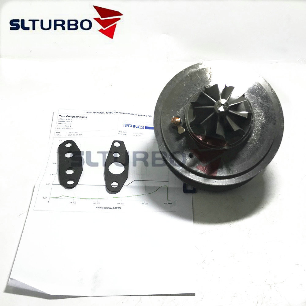 Turbo charger RHV5 turbine cartridge core CHRA VIEZ 8980115293 VBD30013 for Isuzu D-MAX 3.0 CRD 163HP 4JJ1-TC 2007-