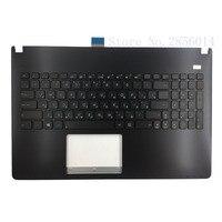 100 NEW Russian Keyboard For ASUS X501 X501A X501U X501EI X501X X501XE Black With Palmrest Upper
