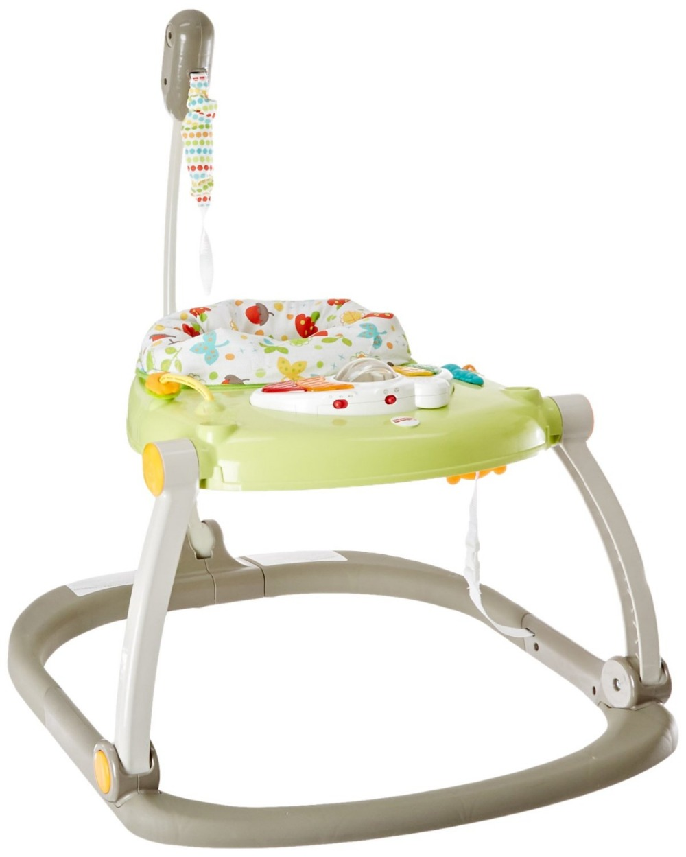 Rainforest Jumperoo Baby Bouncer Rocking Chair Baby Jumper