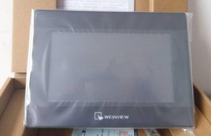 Brand NEW  MT8071iP MT8071 For 7inch HMI  Touch Screen Panel With Ethernet 800*480 USB HOST One Year Warranty