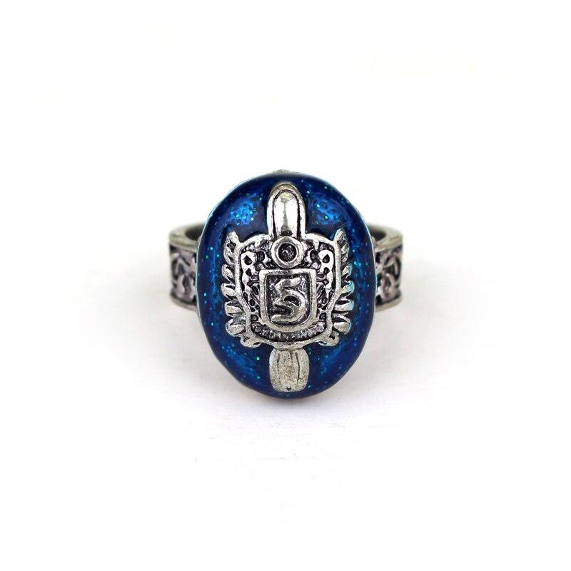 Stefan Salvatore Ring Crest