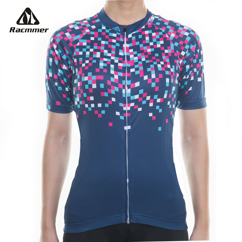 Promotions Pro Summer 2019: Racmmer 2019 New Pro Women Cycling Jersey Summer Mtb
