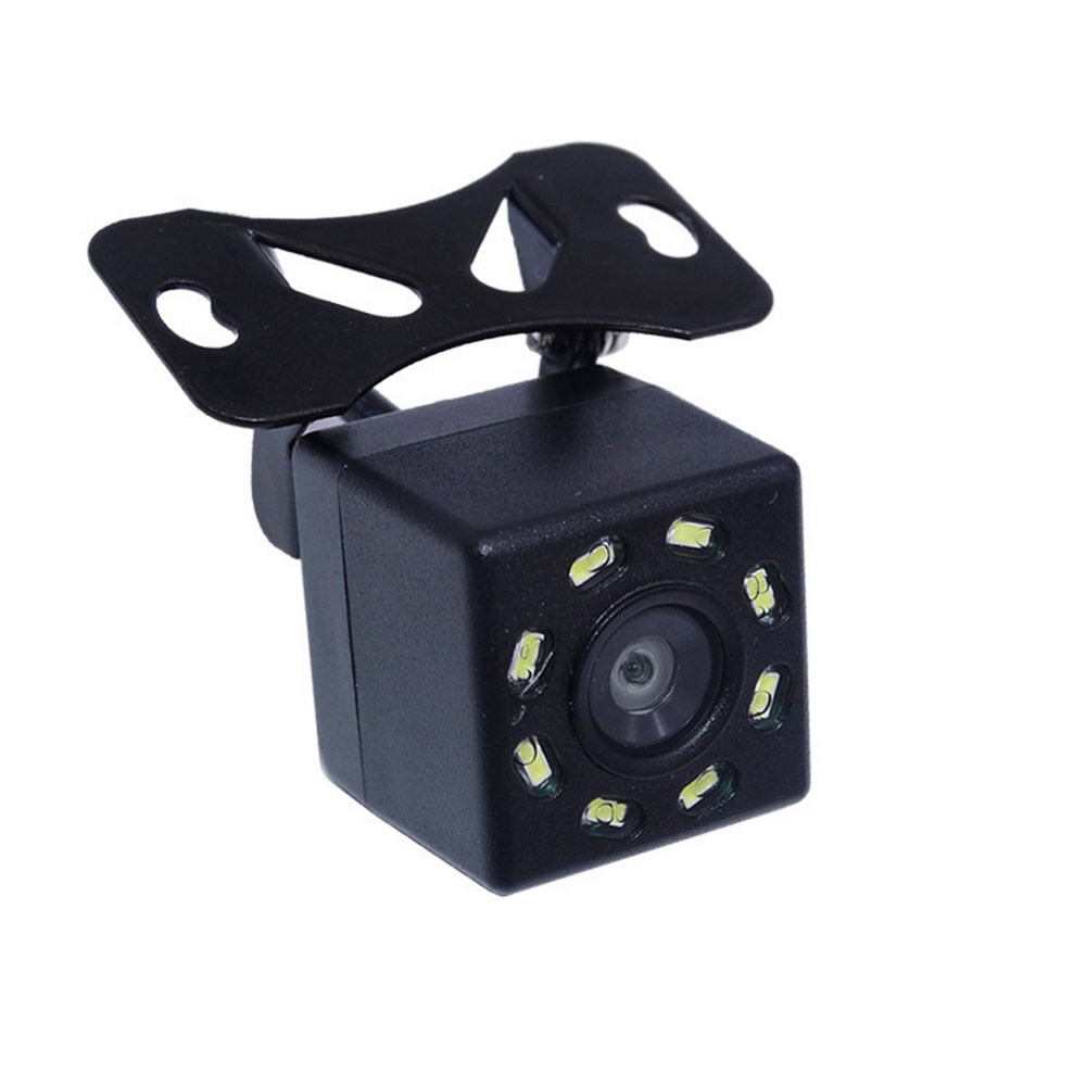 Car Rear Night Vision Camera 170 Degrees Wide Angle Waterproof Shockproof HD View Auto