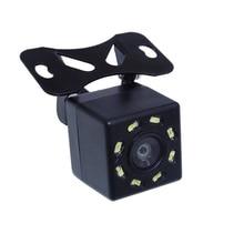 цена на Car Rear Night Vision Camera 170 Degrees Wide Angle Waterproof Shockproof HD Car Rear View Night Vision Auto Camera