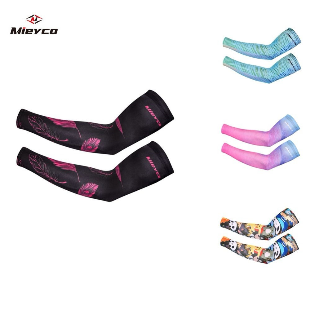 Breathable Sports Arm Sleeve Sun Protection Basketball Sleeve Running Compression Sleeve Quick Dry Cycling Sleeves Arm Warmers