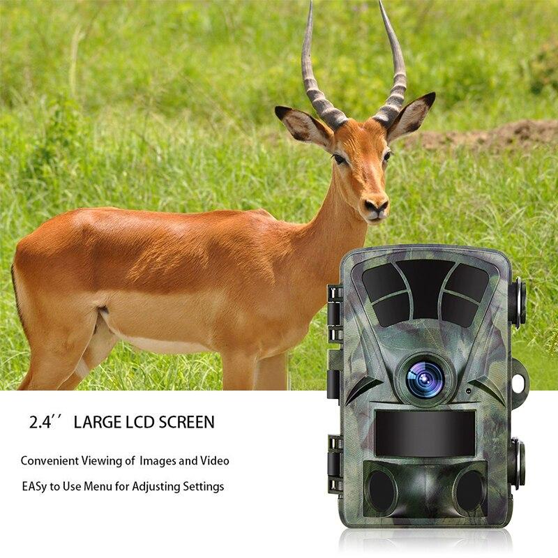 Здесь продается  16MP 1080P Wildlife Game Hunting Camera 65ft / 20m Infrared Scouting Camera with IR LEDs Night Vision  Спорт и развлечения