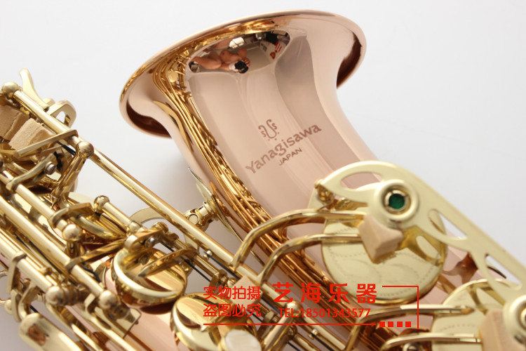 2018 NEW Japanese Yanagisawa A-902 E-flat Alto saxophone Phosphor bronze Sax Music instruments Perfect quality Free shipping motorcycle accessories cnc engine cover frame sliders crash protector for kawasaki z1000sx z1000 sx 2014 2013 2012 2011