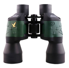 80X80 Binoculars Telescope Army Green Powerful Zoom Night Vision Professional Waterproof Shockproof Hunting Camping Telescope