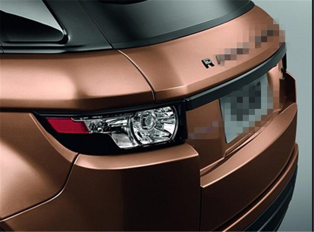 ขนาดใหญ่ 4.5 ซม.ขนาดรถโลหะตัวเลขและตัวอักษรภาษาอังกฤษสติกเกอร์ตกแต่งสำหรับ Volvo Universe C30 S80L C70 V50 S40