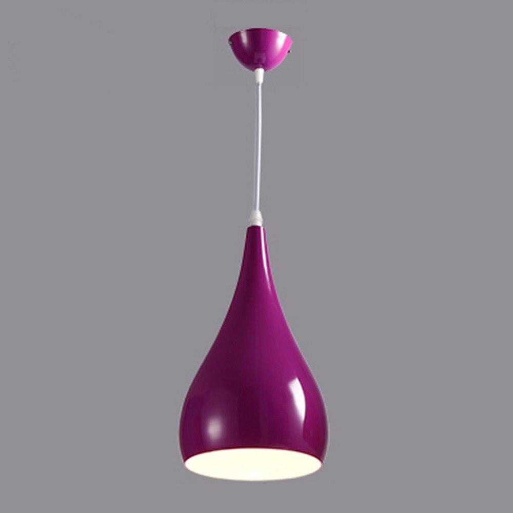 Paars hanglampen koop goedkope paars hanglampen loten van chinese ...