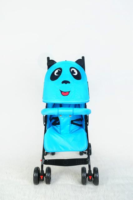 Desenhos animados Portátil Ultra-leve carrinho de criança Carrinhos Veículo Hold Dobra Bebê Tipo Luz Carrinho de Jardim Preço de Fábrica para Recém-nascidos