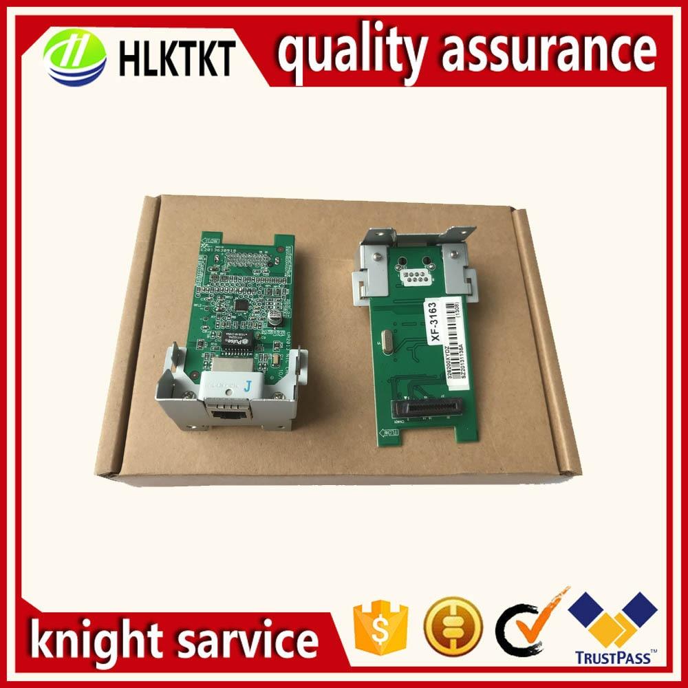 For canon IR2318L IR2320L IR2420 IR2318 IR2320 E14 Printer network card Lan  card Ethernet card adapter print card FK2 8240 000-in Printer Parts from ...