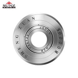 22 мм Стеклянная керамическая плитка из сплава колеса керамическая плитка карбид вольфрама керамический, титановый покрытие
