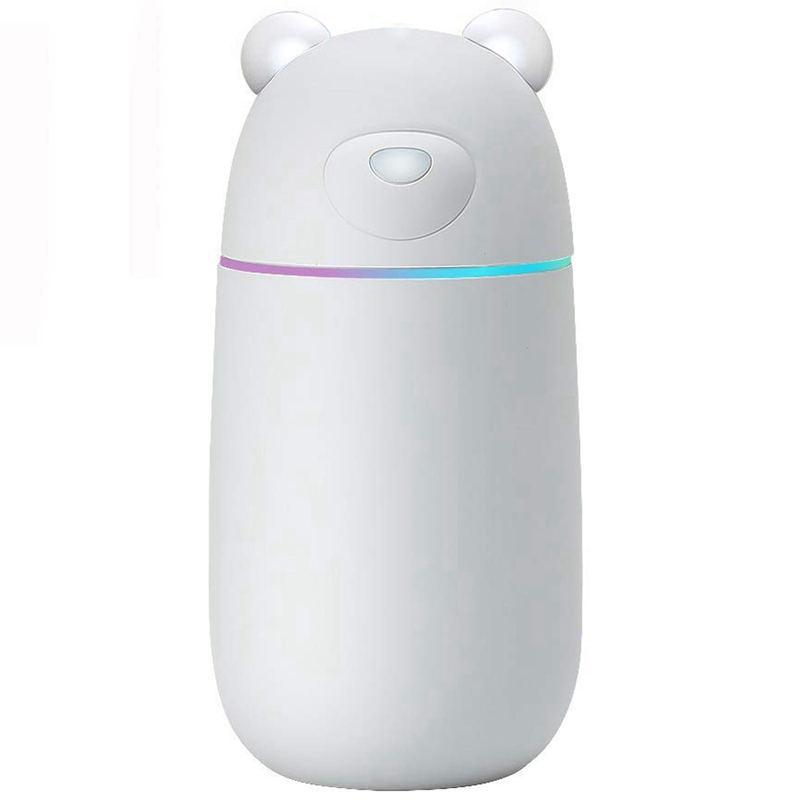 Ultrasonic Cool Mist Humidifier, Car Humidifiers Air Purifier Premium Humidifying Unit With Whisper Quiet Operation, Auto Shut