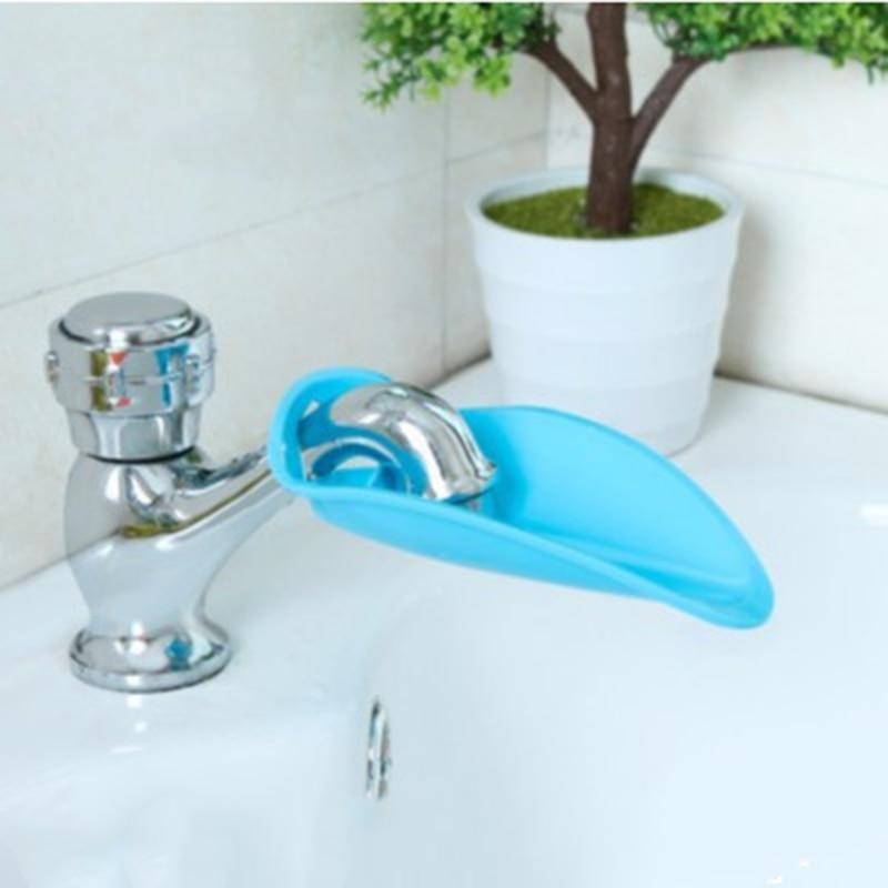 Новая модная Детская щетка-удлинитель для ванной, Детская щетка для мытья рук, 1 шт., набор инструментов для мытья детей