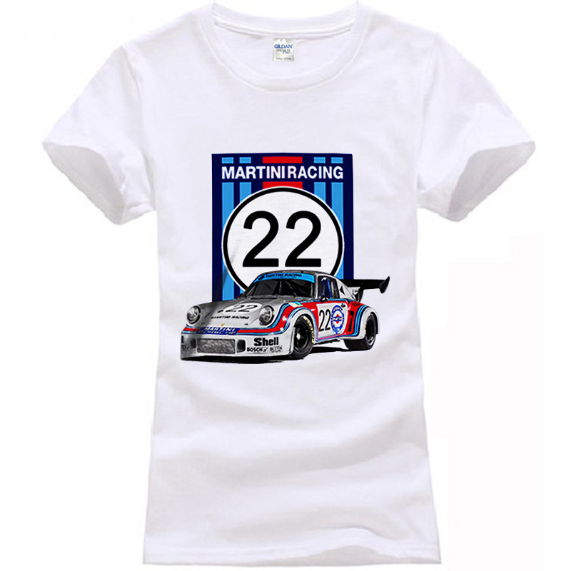 911 RSR Turbo group 5 1974 Martini Racinger T Shirt 24 Le mans Ruf-in T-Shirts ...
