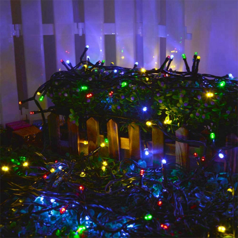 Solar LED Lamp 7M 50 LEDs Solar Powered LED Fairy Lights Holiday Lighting String Colorful Outdoor