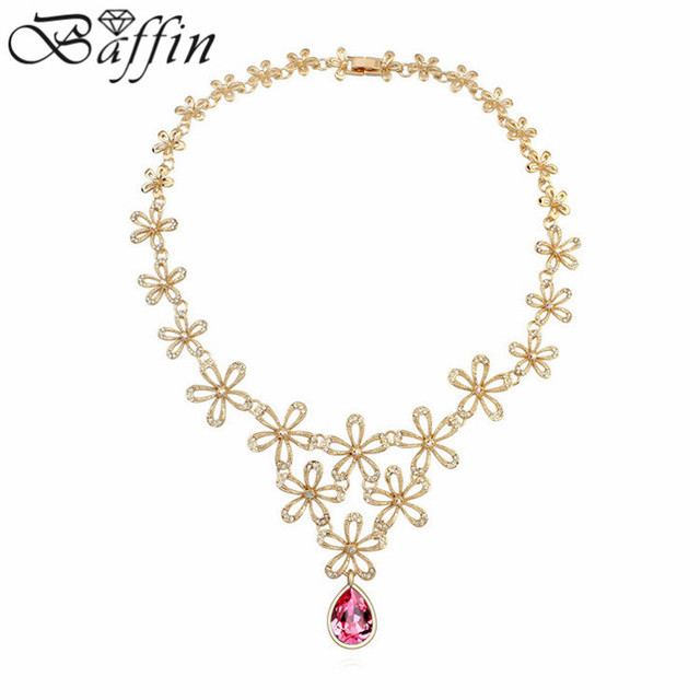 a082e51476911 2015 fashion crystal torques necklace costume chunky choker statement  Necklaces jewelry made with Swarovski Elements-in Torques from Jewelry & ...