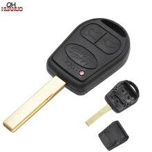 3 кнопки дистанционного автомобиля брелок корпус для Land Rover для Range Rover L322 VOGUE HSE HU92 Blade