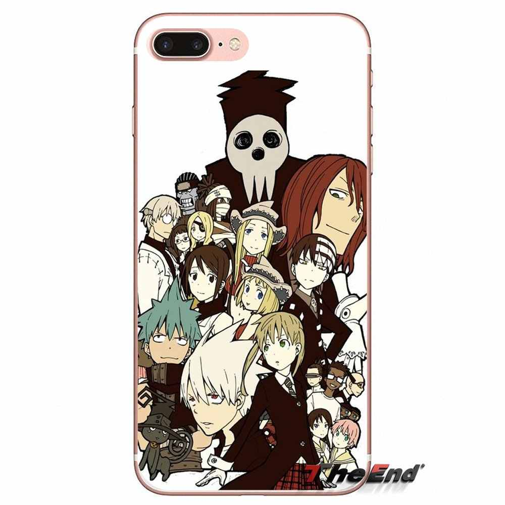 Soul Eater Group Death The Kid For Iphone X 4 4s 5 5s 5c Se