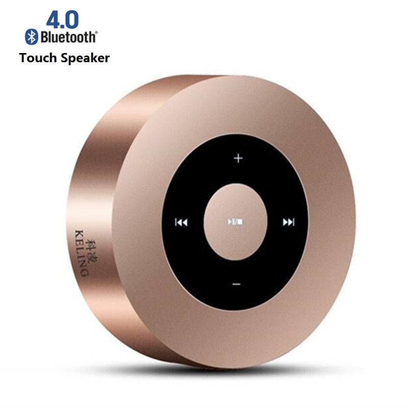 Touch Bluetooth Speaker Mini Portable Wireless Computer Subwoofer Speaker  Loudspeakers Outdoor Speaker For Mobile Phone df2938d7b6c1