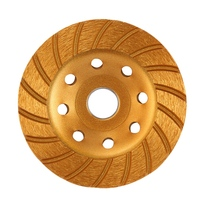 7 Inch/180Mm Large Agglomerate Diamond Bowl Mill Diamond Coated Grinding Wheel Marble Disc For Angle Grinder Tool